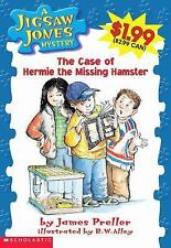 The Case of Hermie the Missing Hamster (Jigsaw Jones Mystery, No. 1), James Prel