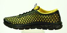 NIKE AIR REJUVEN8 LE SHOE MEN SIZE 12 BLACK & GOLD 318748 071