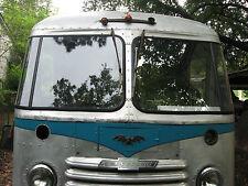 PAIR of Vintage Grumman Olson Kurbside Step Van replacement corner windows