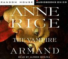The Vampire Chronicles: The Vampire Armand Bk. 6 by Anne Rice (1998, CD,...