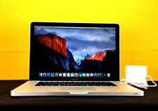 "15"" Apple MacBook Pro 1TB SSD Hybrid 8GB RAM OSx-2015 Pre-Retina 1 YEAR WARRANTY"