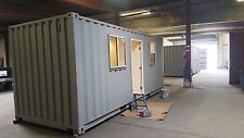 20' FT  Bunk-House -160 Sqft Ready for FEMA OR ???  by Atomic Container Homes