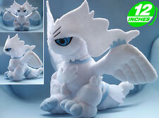 BIG 12'' 30CM RESHIRAM Plush Pokemon Go Stuffed Doll Soft Figure PNPL1352