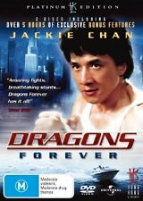 Dragons Forever (DVD, 2006, 2-Disc Set)