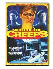 Night of the Creeps [Director's Cut] (2009, DVD NEUF) WS