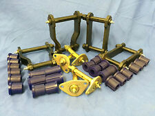 Toyota Hilux 1979 to 1997 Extended Greaseable Shackles Pins and Bushes Lift Kit