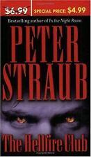 The Hellfire Club by Peter Straub (2004, Paperback)