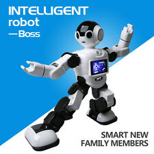 2016 Humanoid Robot Toy Intelligent Life Family Companion Entertainment MTK6572