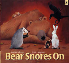 Bear Snores on by Karma Wilson (Paperback, 2002)