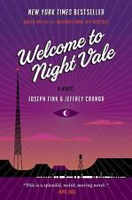 Welcome to Night Vale by Jeffrey Cranor and Joseph Fink (2017, Paperback)