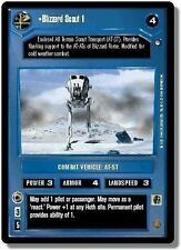 Star Wars CCG: Reflections Foil: Blizzard Scout 1 VRF