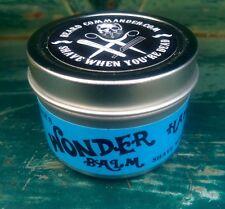 NEW! Beard Commander WONDER BALM Hawaiian Scent Conditioner Barber NOT AN OIL!