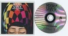 Booka Shade CD-PROMO Crossing Borders feat Fritz calce BRUCIATORE © 2014 eu-1 - Track
