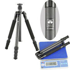 Sirui T-1204X Professional Carbon Fiber Portable Tripod For Camera