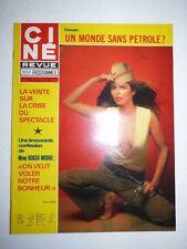 Magazine CINE REVUE 29-1979 BARBARA BACH-ROGER MOORE-RODDY McDOWALL-C. CARDINALE