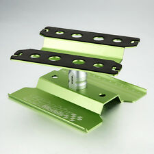TFL RC Car Stand with Rotating Plate In Green Color C1505(G)