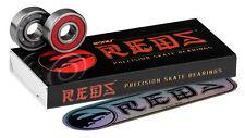 BONES - REDS Bearings  Longboard Skateboard