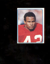 1983 Topps RONNIE LOTT San Francisco 49ers Yearbook Sticker