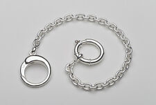 Dorfman Sterling .925 Sterling Silver Attachable Purse Key Chain