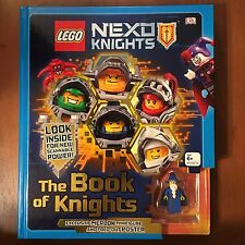 LEGO NEXO KNIGHTS: the Book of Knights by Julia March and Dorling Kindersley...