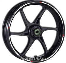 DUCATI Monster S4R - Adesivi Cerchi – Kit ruote modello 4P