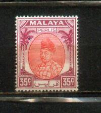 1951 Malaya Malaysia States Perlis  35c MNH