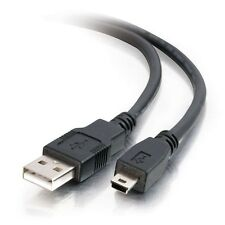 USB Cable for Canon  EOS 60D, 60Da, M, Rebel T2i, Rebel T3, Rebel T3i, 1D C