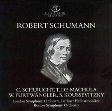 , Schumann: Manfred Incidental Music; Cello Concerto; Symphony No. 1,  Import