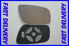 MERCEDES E-CLASS W211 S211 2006-2009 WING MIRROR GLASS BLIND SPOT HEATED RIGHT