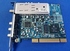SONY BTF-PA401Z PCI TV TUNER VIDEO CAPTURE CARD 8-598-629-00