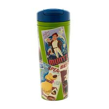 NEW DISNEY STORE UP TRAVEL MUG PIXAR MUNTZ DUG CUP RETRO HOUSE RUSSELL BALLOONS