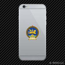 Mongolian Coat of Arms Cell Phone Sticker Mobile Mongolia flag MNG MN