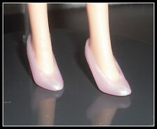SHOES MATTEL BARBIE DOLL ROBERT BEST EVENING SOPHISTICATE PINK HIGH HEEL PUMPS
