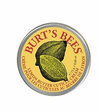 Burt's Bee Lemon Butter Cuticle Cream 100% Natural 15g