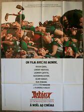 ASTERIX LE DOMAINE DES DIEUX Affiche Cinéma / Movie Poster ROGER CAREL