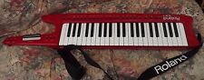 Roland AX1 Keytar / Working with original strap. / MIDI Keyboard