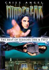 Criss Angel - Best of Seasons One & Two (DVD, 2008) New