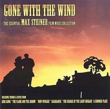 Gone with the Wind: The Essential Max Steiner Film Music Collection by City...