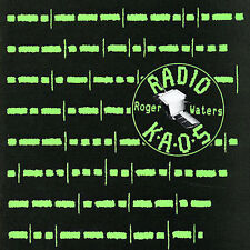 Radio Kaos by Roger Waters (CD, Jan-2003, Sony Music Media)