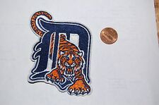 "Detroit Tigers 3 3/4"" Patch 1994-2005 Primary Logo Baseball"