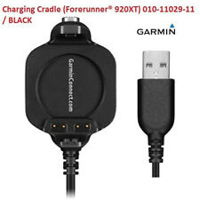 GENUINE Garmin Charging Cradle (Forerunner® 920XT) 010-11029-11 / BLACK