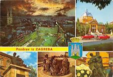 B67146 Croatia Zagreb multiviews