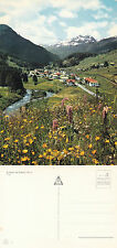 1970's St ANTON AM ARLBERG TIROL AUSTRIA UNUSED COLOUR POSTCARD