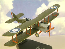 OXFORD AVIATION 1/72 WWI BIPLANE DE HAVILLAND DH4 RAF 212 SQN AUGUST 1918 AD002