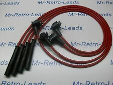 RED 8MM PERFORMANCE IGNITION LEADS WILL FIT.. FORD FIESTA MKIV 1.3i 1.3 1.0 HT..