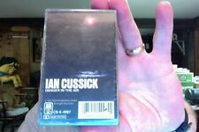 Ian Cussick- Danger in the Air- rare new/sealed cassette tape