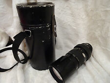 Nikon 300mm f4.5 Ais Manual Focus Nikkor Inc Tripod Mount and original case