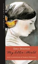 My Letter to the World and Other Poems (Visions in Poetry)-ExLibrary