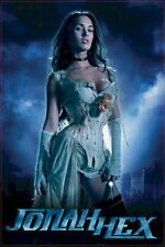 MEGAN FOX Poster - JONAH HEX Movie Full Size Poster ~ Fox Sexy Celebrity Print