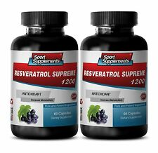 Green Tea Extract  - New Resveratrol 1200mg - Belly Fat Burn Supplements 2B